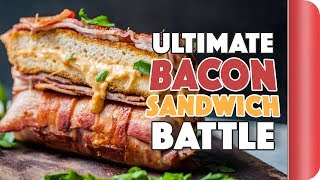 THE ULTIMATE BACON SANDWICH BATTLE by SORTEDfood