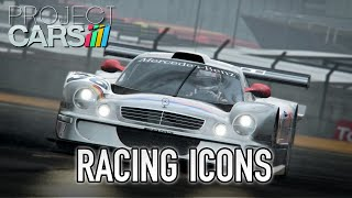 Trailer Racing Icons Car Pack