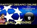 Pes 2017 Ball Opening Y Partido Desafio Online