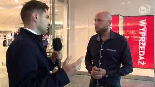 Al Fianco Partners dla TV w Złotych Tarasach.