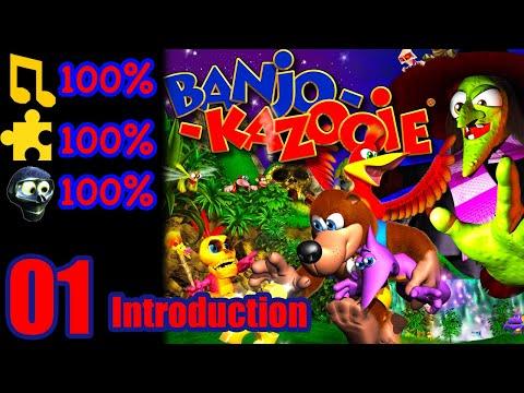 banjo kazooie nintendo 64 solution