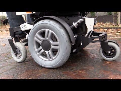 Neu Elektro Rollstuhl Mittelradantrieb MEYRA