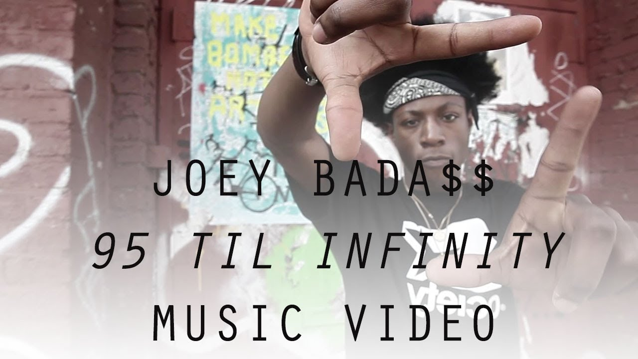 [Video] Joey Bada$$ – 95 Til Infinity