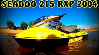 1. SEADOO RXP 215 Type 2004 Supercharged