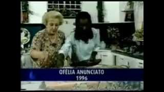 Cidinha Santiago trabalhou por 12 anos ao lado da apresentadora e culinarista Ofélia Anunciato (1924-1998), ajudando-a tanto em casa quanto no programa ...