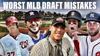 Video The 7 WORST Misses In The Last 10 MLB Drafts MP3, 3GP, MP4, WEBM, AVI, FLV Juli 2018