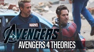 Video Avengers 4 Theories - How Do Captain America And Iron Man Save The Day? MP3, 3GP, MP4, WEBM, AVI, FLV Juni 2018