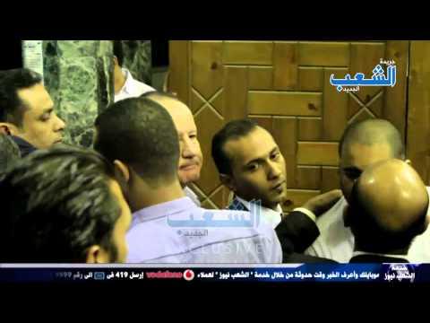 شاهد أبرز الحضور في عزاء المناضل أحمد سيف الإسلام