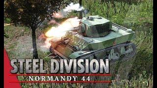 Enjoyed the video? Here's some more! ▻ https://goo.gl/vHwUWj Steel Division: Normandy 44 Playlist! ▻ https://goo.gl/uuBRTm...
