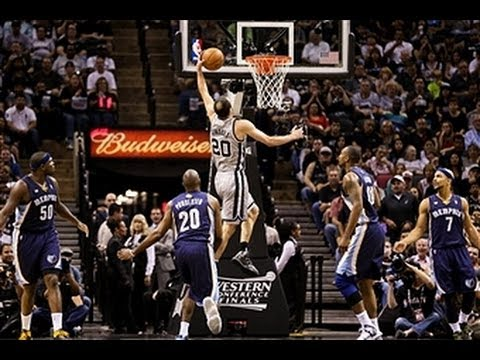 NBA Playoffs Top 5 Plays of the Night: May 21th