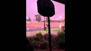 Yarrawonga Australia  city pictures gallery : Tornado footage Yarrawonga Victoria Australia