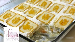 Old Fashioned Banana Pudding Recipe - I Heart Recipes