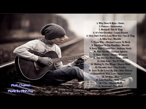 Tuyển Tập Những Ca Khúc Tiếng Anh Buồn Nhất || Sad Songs - Thời lượng: 1 giờ, 26 phút.