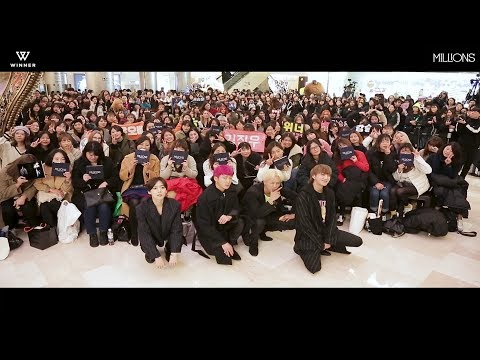 WINNER - 'MILLIONS' FAN SIGNING DAY IN JAMSIL