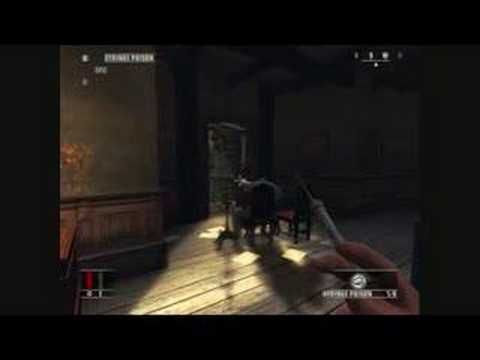 echadesi - Game: Hitman 4 Blood Money Mode: Professional (hardest) Level: A Vintage Year Rating: SA.