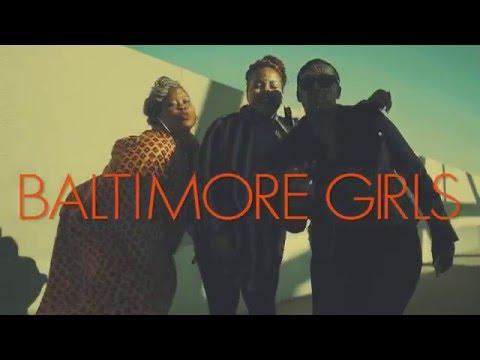BALTIMORE GIRLS MegaPhotoshoot 2016 (видео)