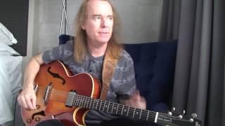 jazz guitarist David Becker demos the Heritage Guitars David Becker Modelhttp://davidbeckertribune.com/index.htmlhttp://heritageguitar.com/guitar/david-becker/