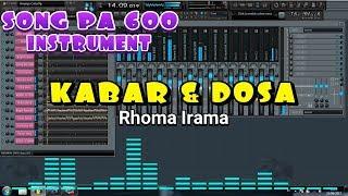 KABAR & DOSA - Dangdut FL Studio Korg PA 600