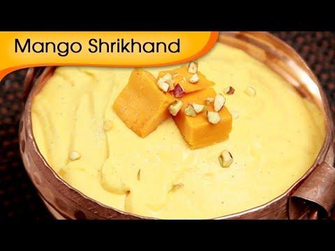 Mango Shrikhand Recipe | Amrakhand Recipe | Holi Special Recipe | Ruchi Bharani