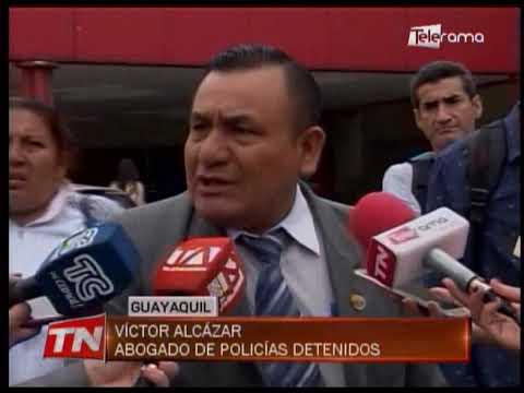 Prisión preventiva para procesados por corrupción en cárcel, 22 son policías