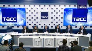 Пресс-конференция, посвященная Московскому культурному форуму
