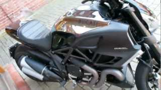 7. Ducati Diavel ''Cromo'' 162 Hp 2012  * see also Playlist