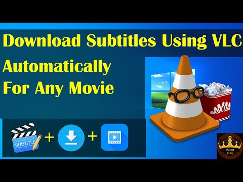 How to Download Subtitles Automatically in VLC Media Player 100% Working
