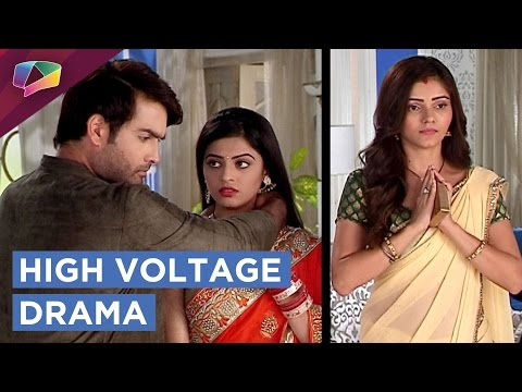 Saumya Declares Surbhi As Harman's Wife | Shakti |
