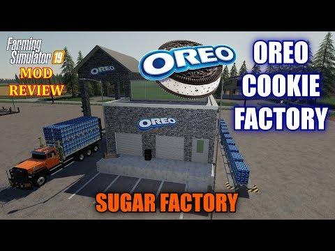 Oreo Factory v1.1