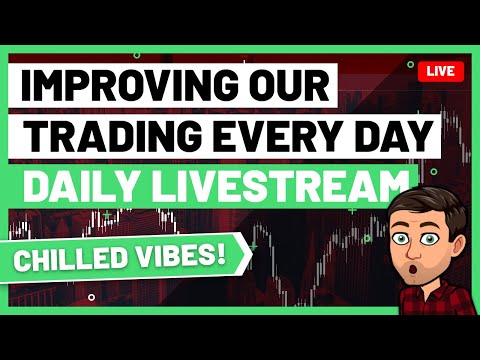 Forex Trading Live   FTMO & Prop Preperation