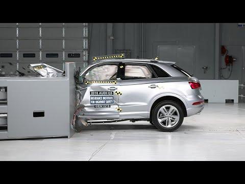 2016 audi q3 gets top safety pick rating in iihs crash tests autoevolution. Black Bedroom Furniture Sets. Home Design Ideas