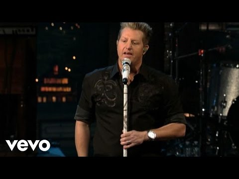 I Won't Let Go (Live on Letterman)
