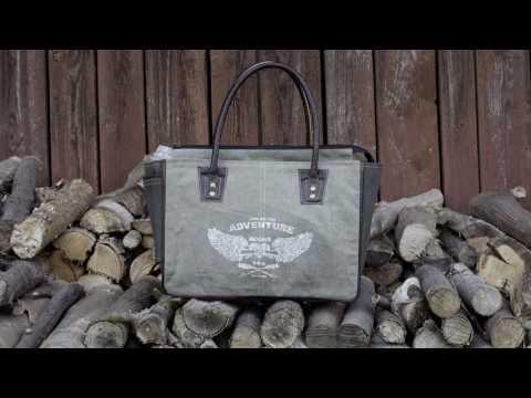 Sunsa Damen Vintage Handtasche  Shopper- Für deinen einzigartigen Look- Schultertasche Umhängetasche