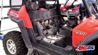7. How to change clutch belt Polaris RZR 800, Polaris Razor Belt Change