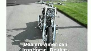 9. 2008 American IronHorse Slammer Base - Specs, Specification