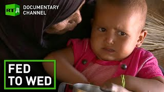 Fed to Wed: An ancient tradition of force-feeding girls in Mauritania