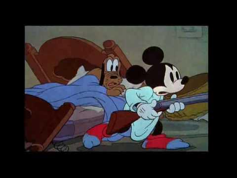 mickey mouse - topolino e il pappagallo