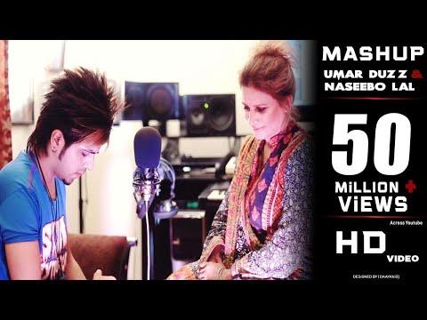Video Umar Duzz & Naseebo Lal | Mashup Songs | 2017 download in MP3, 3GP, MP4, WEBM, AVI, FLV January 2017