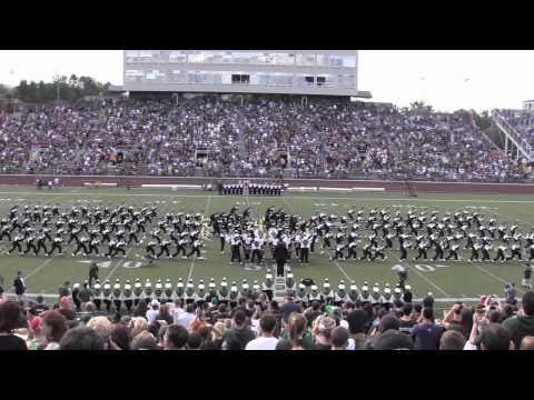 Banda Univesitaria al ritmo de Gangnam Style