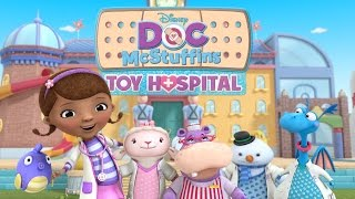 The new theme song to Doc McStuffins: Toy Hospital, sung by Amber Riley! Official Site: http://www.disneyjunior.com Click the SUBSCRIBE button to get notific...