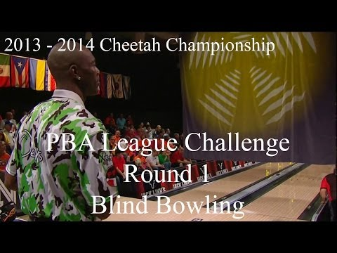 2013 – 2014 PBA League Challenge Round 1 – Blind Bowling
