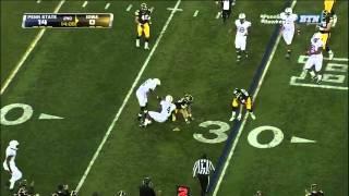 Gerald Hodges vs Iowa (2012)