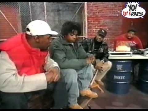 Artifacts – Interview @ Yo MTV Raps 1995
