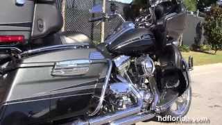 9. Used 2011 Harley Davidson CVO Road Glide Ultra Motorcycles for sale