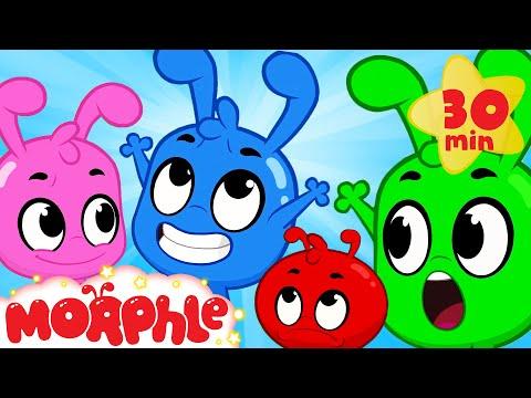 Morphle Family II - Mila and Morphle   Cartoons for Kids   My Magic Pet Morphle