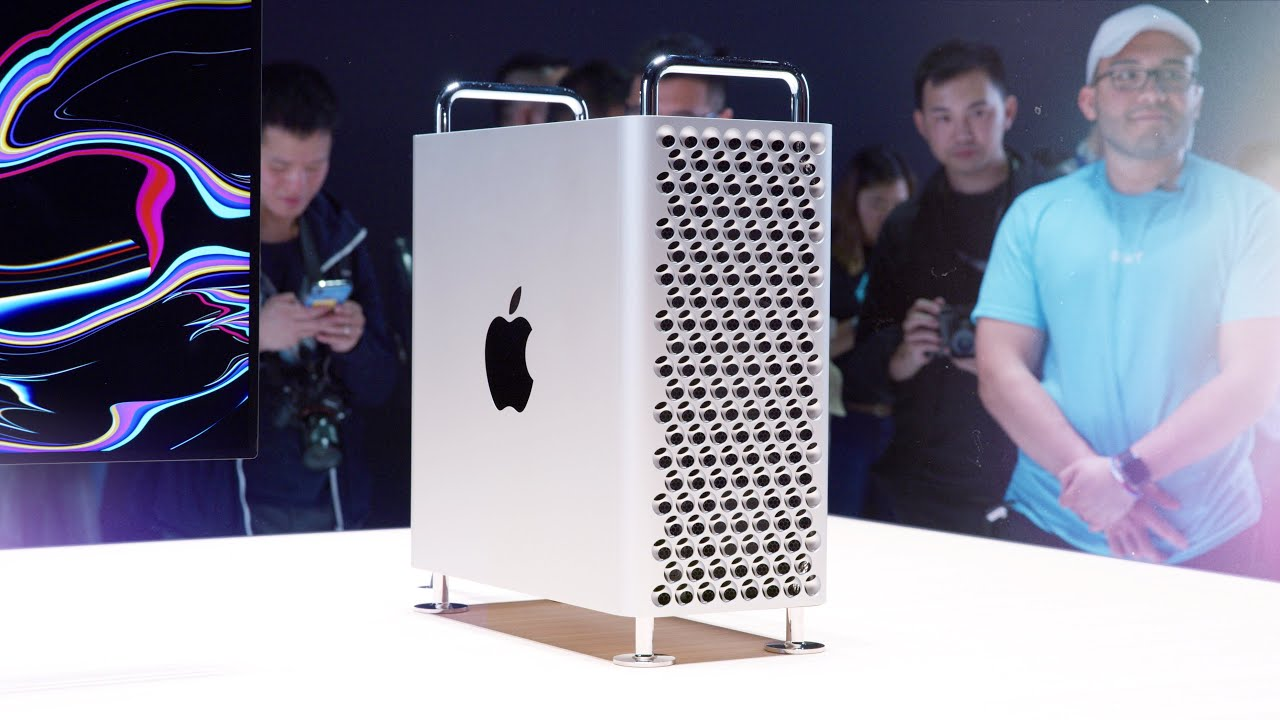 2019 Mac Pro Impressions: Cheese Grater is Back