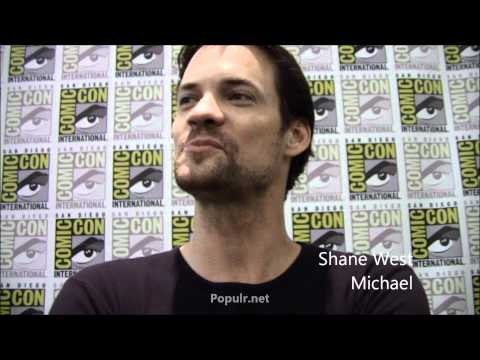 Nikita 2011 Comic Con Interviews Part 4