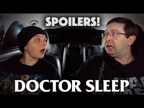 Doctor Sleep - SPOILERS! - Geek Out