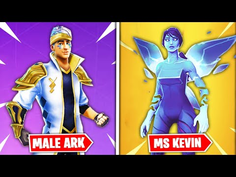Top 10 INSANE Fortnite Skins DESIGNED BY FANS!