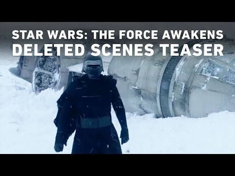 There's even a trailer for DELETED scenes!